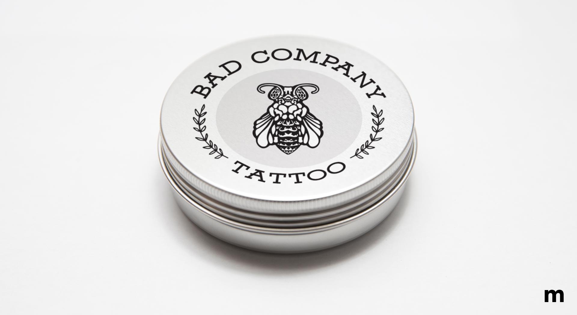 bad company tattoo balm 2