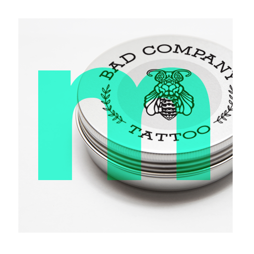 bad company tattoo balm